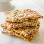 Krekerji iz semen - recept - FitLucija