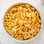 Pečen beli fižol - recept